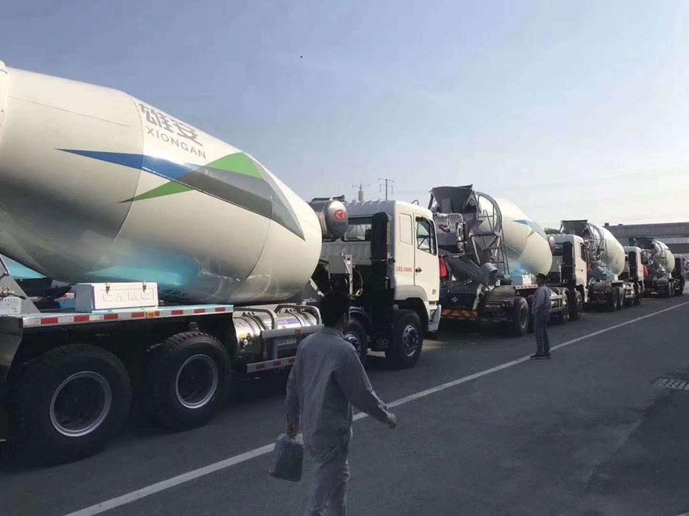 LNG车载供气系统